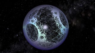 Illustration for article titled This New Infrared Telescope Could Help Us Detect Dyson Spheres