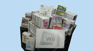 Illustration for article titled Is This The Biggest Wii Bundle Ever?