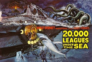 Illustration for article titled McG's 20,000 Leagues Gets A Rewrite, Luckily Not By Christian Bale