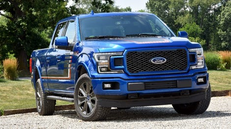 Why The 2018 Ford F 150 Diesel 2wd Gets 30 Mpg And The 4wd