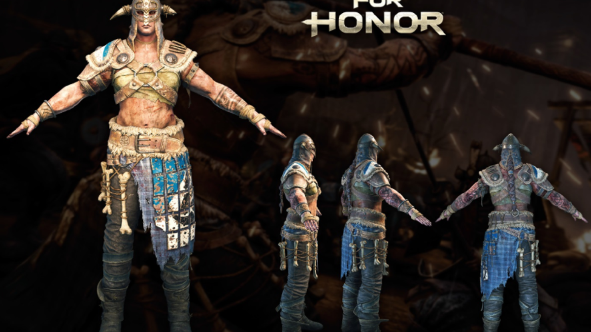 For Honor Gets Female Armor Right