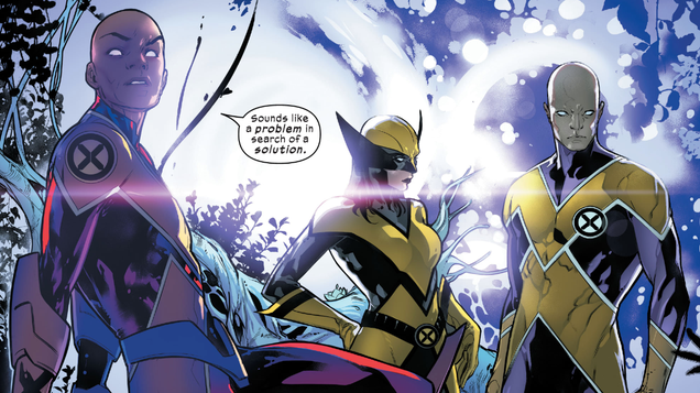 For Some X-Men, Death Still Matters