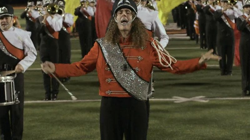 "Illustration for article titled Petition launched that will guarantee ""Weird Al"" Yankovic plays Super Bowl halftime show"