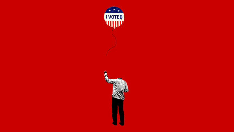 Illustration for article titled On Not Voting