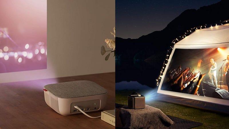 Anker Nebula Prizm Projector | $110 | AmazonAnker Nebula Mars Lite Portable Projector | $230 | Amazon