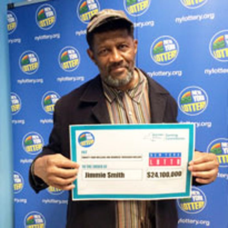 Jimmie Smith (New York Lottery)