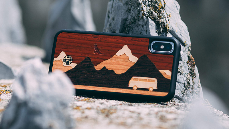 Illustration for article titled Save 15% And Protect Your iPhone With Creative, Wooden Cases From Keyway (From $19)