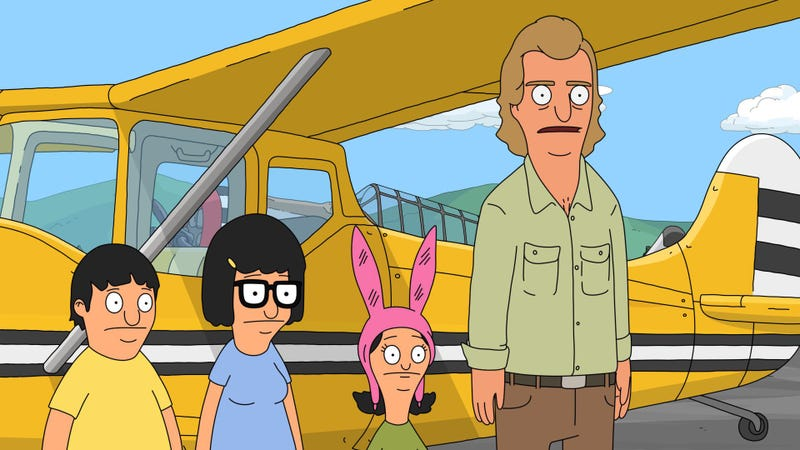 Illustration for article titled Bob's Burgers weaves together two seemingly random stories into a satisfying whole