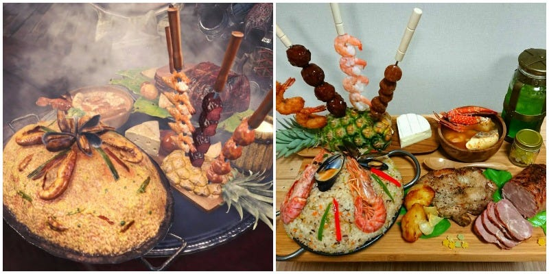 Recreating Monster Hunter World Food Is A Delicious Idea