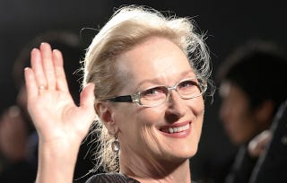 Illustration for article titled The God Meryl Streep Funds New Screenwriting Lab for Women Over 40