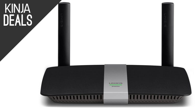 Illustration for article titled Upgrade to 802.11ac On a Budget With This Discounted Linksys