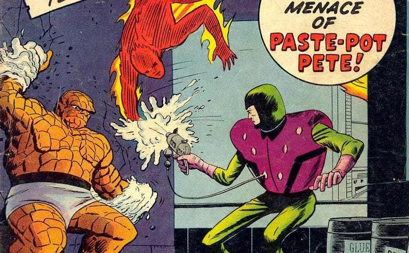 Illustration for article titled What's The Absolute Worst Name Of Any Comic Book Character Ever?