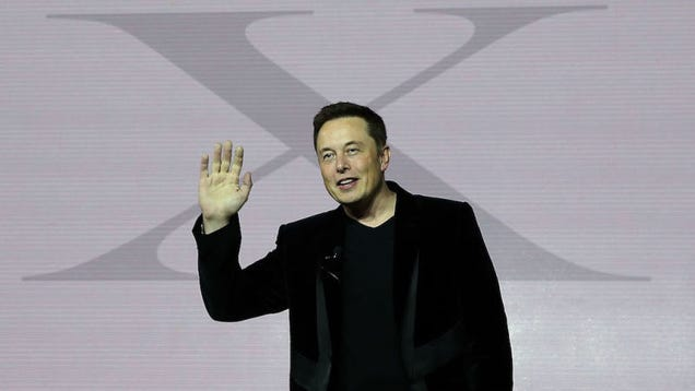 Elon Musk On His Own Company s Technology:  Safe, But Unpleasant