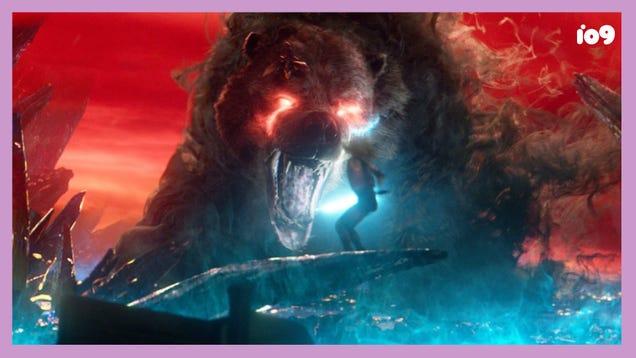 The Demon Bear Brings The New Mutants Cast Pure Joy