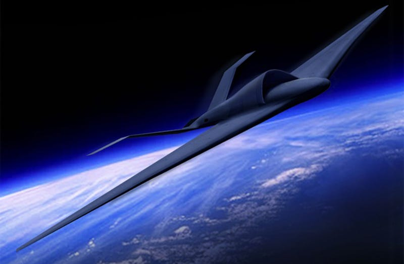 Illustration for article titled Lockheed Unveils Concept Art For U-2 Spyplane Replacement, The Unmanned TR-X