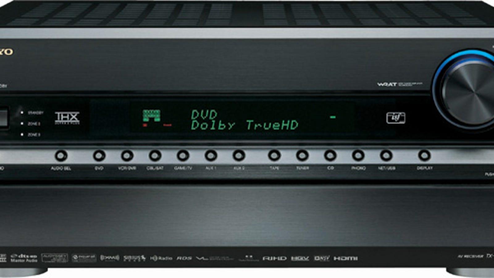 Onkyo's TX-SR876 and TX-NR906: Top-of-the-Line THX Ultra2