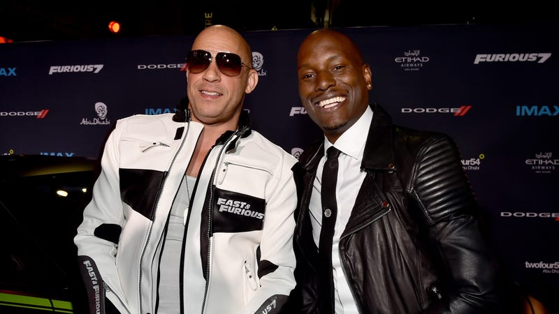 Illustration for article titled You win this one, candy-asses: Dwayne Johnson won't be in Fast And Furious 9