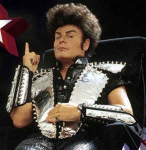 Illustration for article titled Broncos Embrace Their Glam Rock Heritage, Welcome Back Gary Glitter