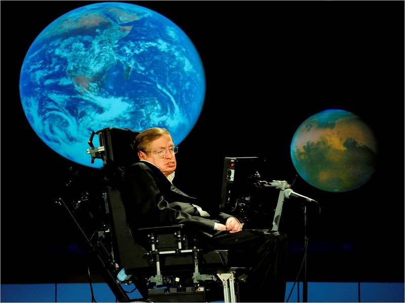 Illustration for article titled Stephen Hawking advierte de la destrucción de la Tierra en 1.000 años