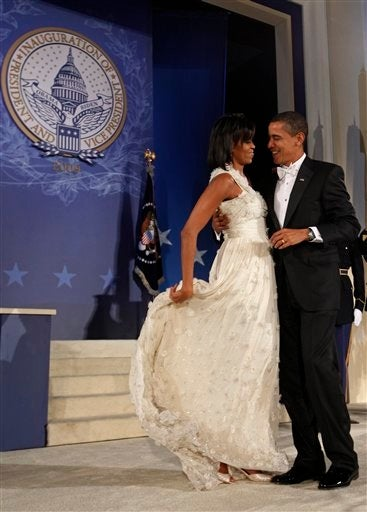 """Illustration for article titled Do The Obamas Signal A Return To  """"Married Romance?"""""""
