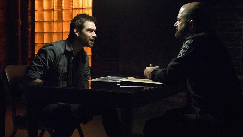 Antony Starr, Matt Servito (Cinemax)