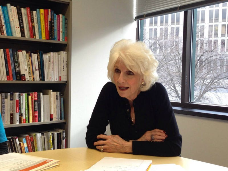 Illustration for article titled Right-Wing Blogger Accuses Diane Rehm of 'Starving Husband to Death'