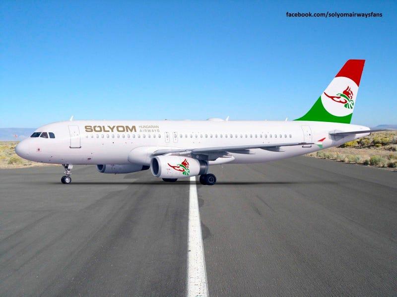 Illustration for article titled Még itt sincs a Sólyom Airways, de már ezrek rajonganak érte
