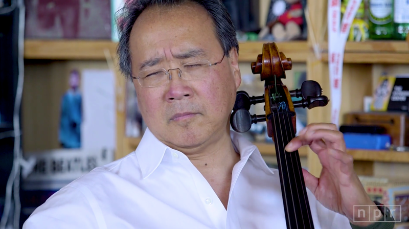 Illustration for article titled Take Yo-Yo Ma's Advice on Learning Incrementally