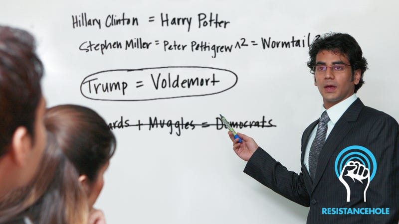 Take That, Drumpf Lovers! A Research Team At MIT Has Conclusively Proved That Trump = Voldemort