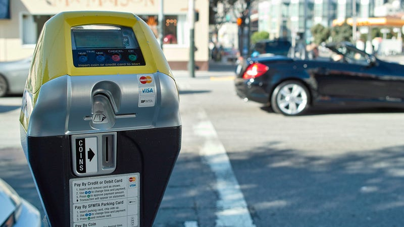 Illustration for article titled Woman Sues City For $1.7 Billion Because Parking Meters Are Screwing With Her Cycle
