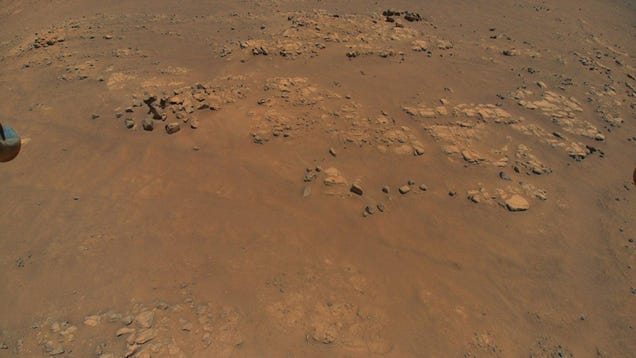 With Successful 10th Flight, Ingenuity Has Now Flown More Than a Mile on Mars