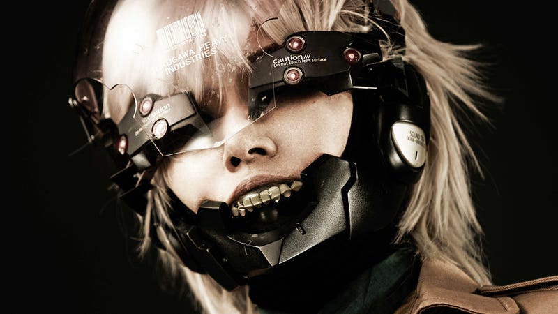 Illustration for article titled This Metal Gear Solid Cosplay Is Just Like Starting Over