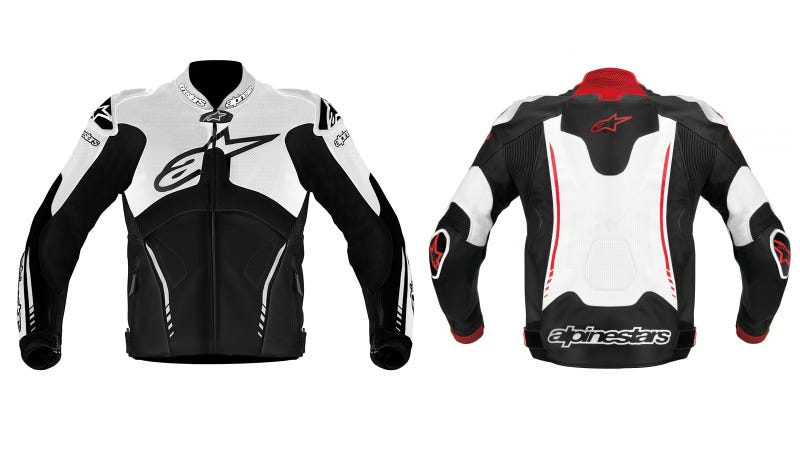 Alpinestars Motorcycle Jacket >> Alpinestars Atem Might Be The Safest Motorcycle Jacket You Can Buy