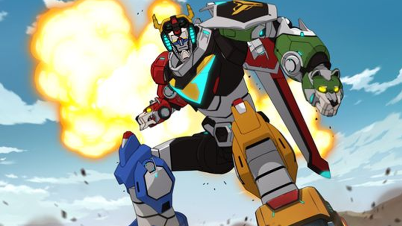 Illustration for article titled Netflix Reveals Details About Its Take on Voltron