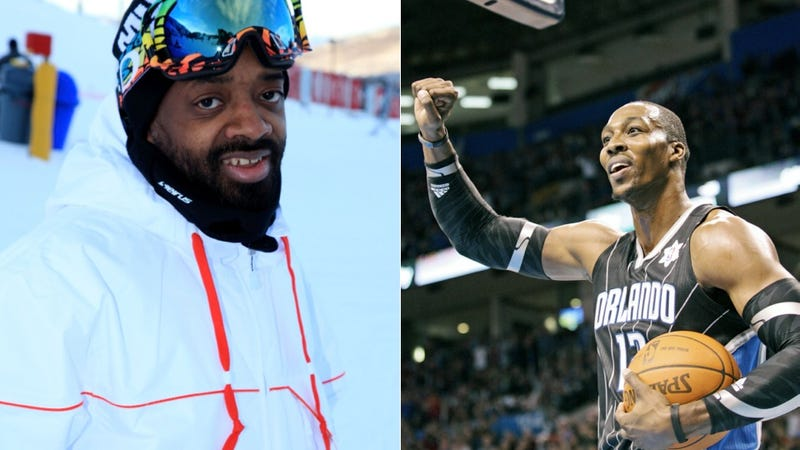 Illustration for article titled Dwight Howard To The Nets Is Almost A Done Deal, Reports... Jermaine Dupri