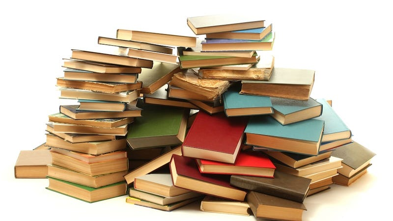 Illustration for article titled Man Admits to Dumping Thousands Of Books Onto Highway