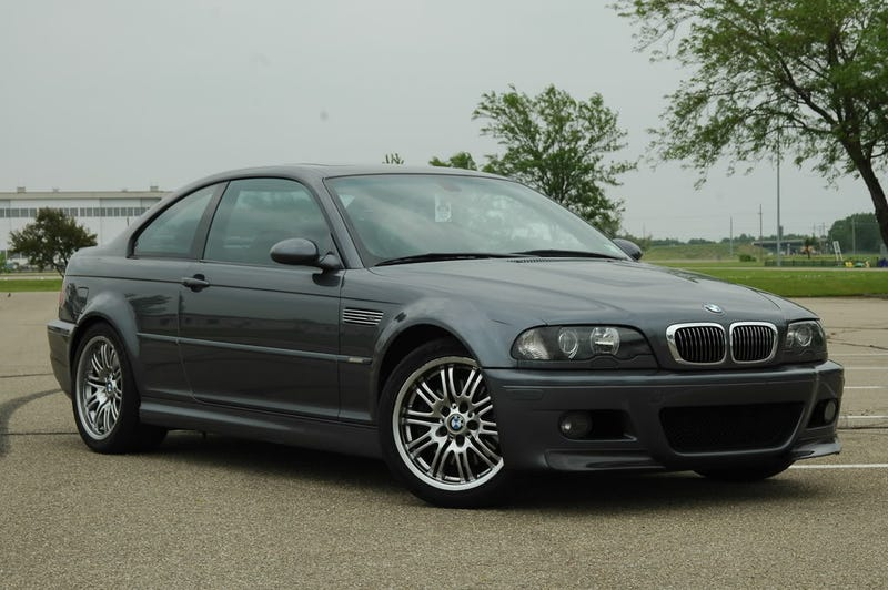 Illustration for article titled OPPO- Remind me why i DONT want another e46 m3
