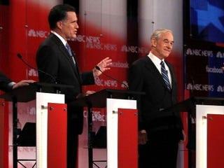 GOP presidential debate (Alex Wong/Getty Images)