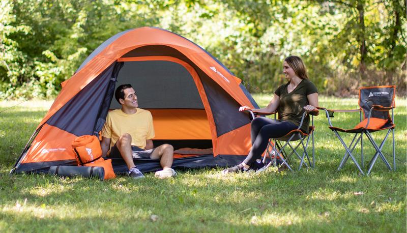 Ozark Trail Camping Set | $89 | Walmart
