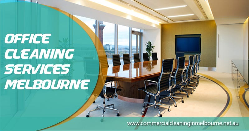 Illustration for article titled Office cleaning services melbourne