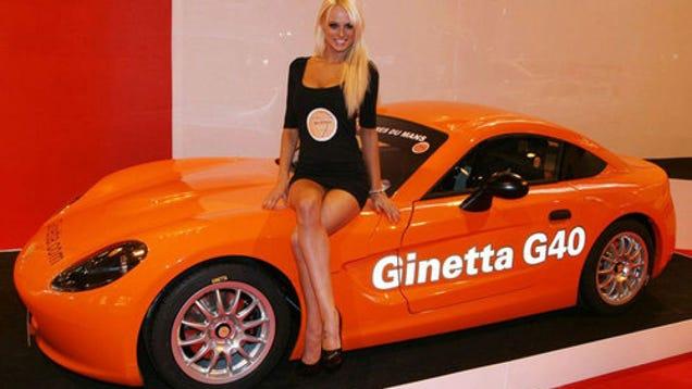 Ginetta Race Car Price