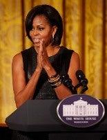 Mrs. Obama (Chip Somodevilla/Getty)