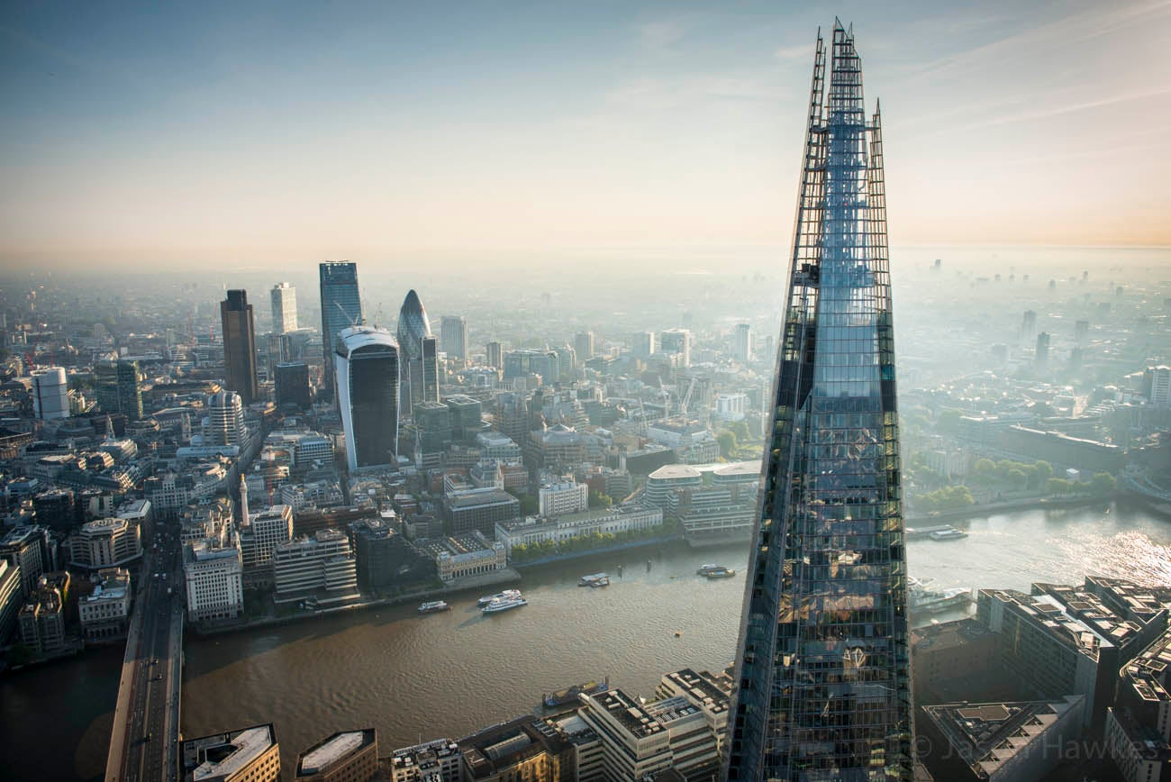 New York And London Are The Cities Of The Future