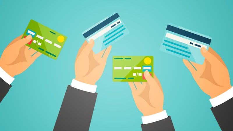 What are some considerations to keep in mind when applying for a credit card?