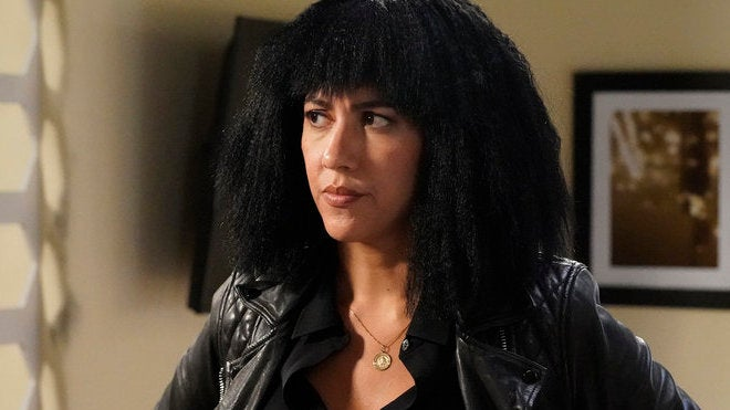 Tonight Brooklyn Nine Nine Does This To Rosa Diazs Hair