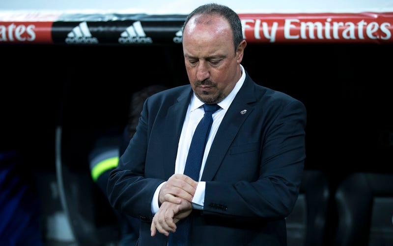 Illustration for article titled Rafa Benitez Couldn't Make Real Madrid What They Want To Be, So Now He's No More