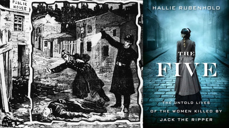 Illustration for article titled The Five Proves Jack the Ripper's London Is Too Close for Comfort
