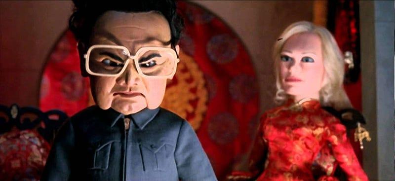 Illustration for article titled Todos paranoicos: impiden la emisión de otro film sobre Corea del Norte
