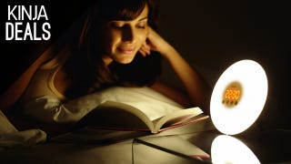 Illustration for article titled This Life-Changing Wake-Up Light is Deeply Discounted Today