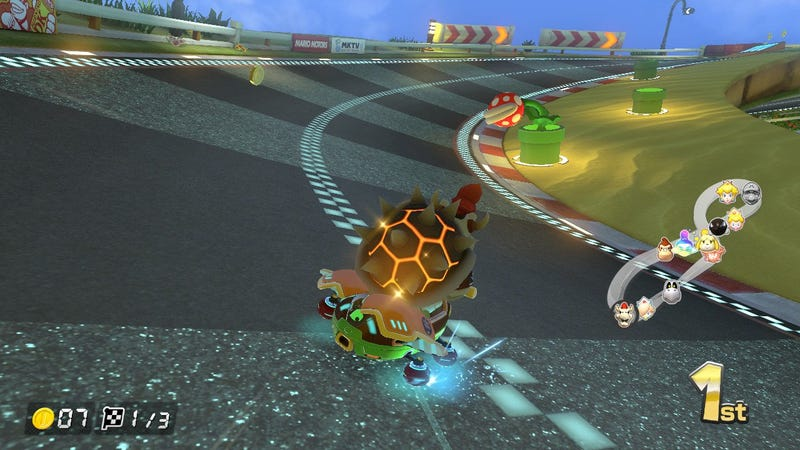 Illustration for article titled Mario Kart's Competitive Scene Is Trying To Master 'Soft Drifting'